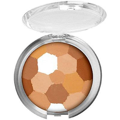 Physicians Formula | Powder Palette Multi-Colored Face Powder, Beige - Product front facing top view with lid open on a white background