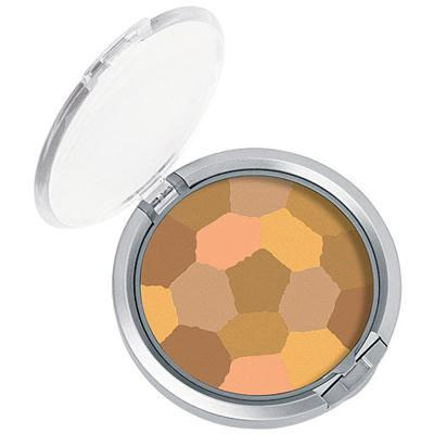 Physicians Formula | Powder Palette Multi-Colored Face Powder - Product front facing top view with lid open on a white background