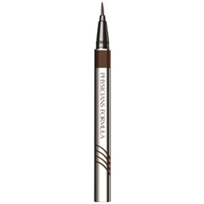 Physicians Formula   Eye Booster 2-in-1 Lash Boosting Eyeliner & Serum, Deep Brown - Product front facing on a white background