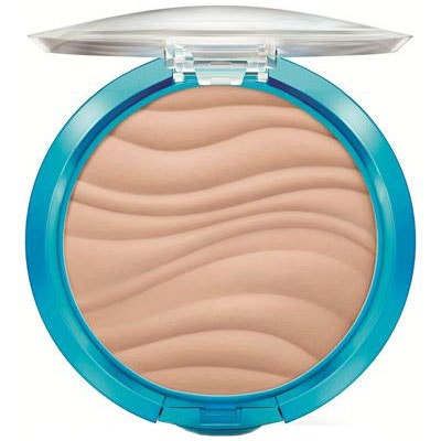 Physicians Formula | Mineral Wear Talc-Free Mineral Airbrushing Pressed Powder SPF 30, Translucent - Product front facing top view with lid open on a white background