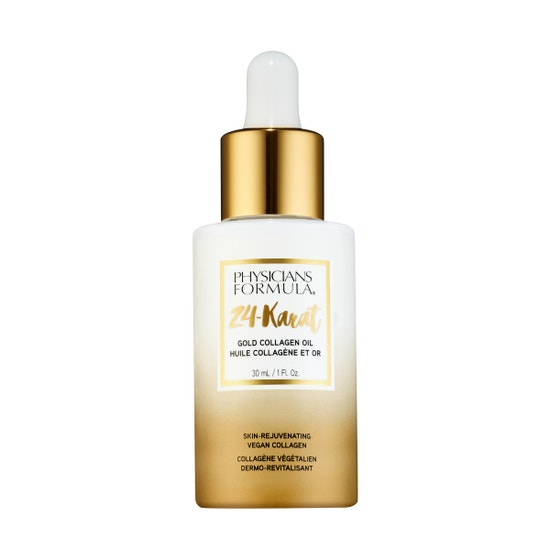 Physicians Formula | 24-Karat Gold Collagen Oil - Product front facing on a white background