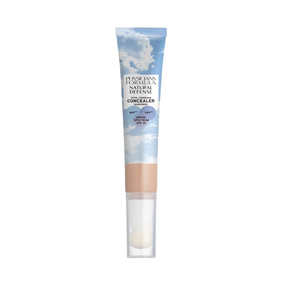 Physicians Formula | Natural Defense Total Coverage Concealer SPF 30- Light - Product front facing on a white background