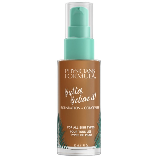Butter Believe It! Foundation + Concealer -  Deep Cool | Physicians Formula | Product front facing cap fastenend, with no background