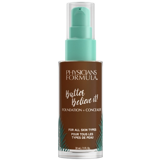 Butter Believe It! Foundation + Concealer - Rich | Physicians Formula | Product front facing cap fastenend, with no background