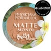 Matte Monoi Butter Bronzer - Matte Sunkissed Bronzer   Physicians Formula   Product front facing lid closed, with no background