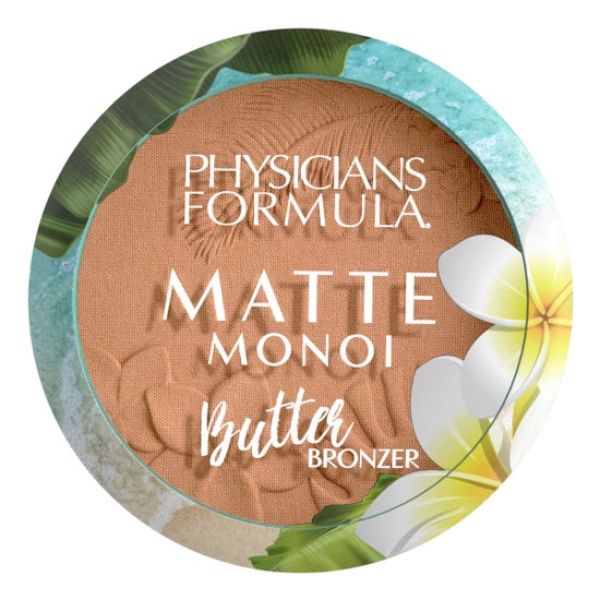 Matte Monoi Butter Bronzer - Matte Sunkissed Bronzer | Physicians Formula | Product front facing lid closed, with no background