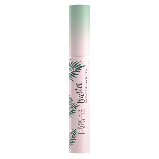 Butter Blowout Mascara - Black | Physicians Formula | Product front facing cap fastenend, with no background