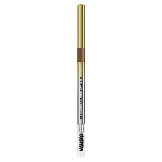 Eye Booster™ Slim Brow Pencil | Physicians Formula | Product front facing cap fastenend, with no background