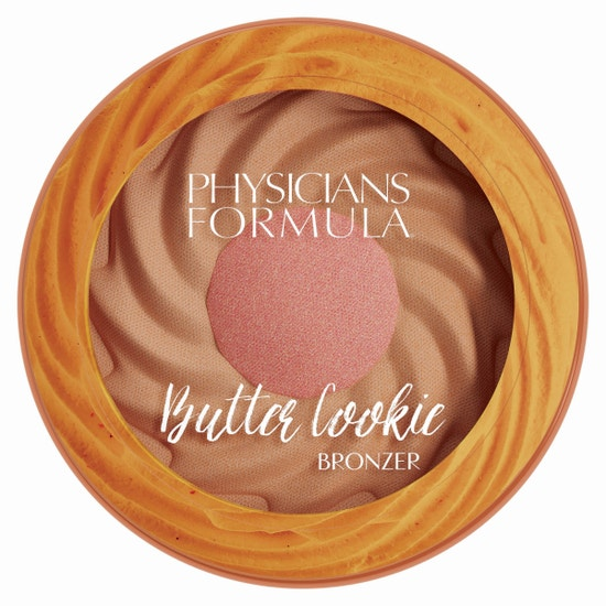 Butter Cookie Bronzer - Sugar   Physicians Formula   Product front facing lid closed, with no background