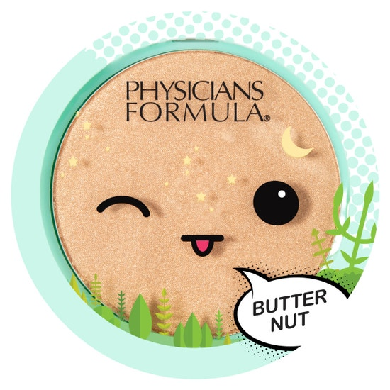 Butter Nut Highlighter | Physicians Formula | Product front facing lid closed, with no background