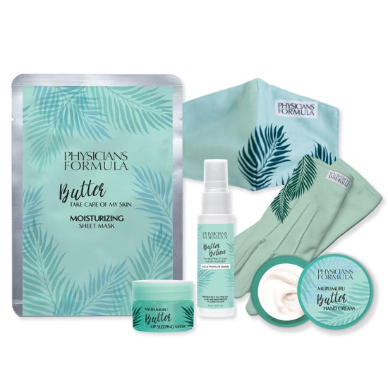 Butter Believe I'm Keeping It Safe Kit | Physicians Formula | Products front facing, with no background