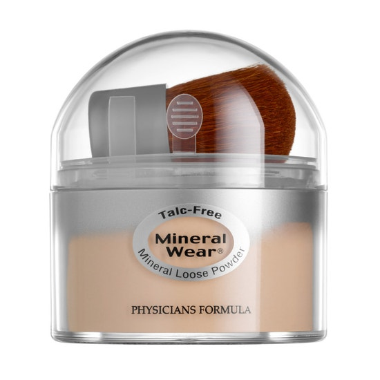Physicians Formula | Mineral Wear Talc-Free Mineral Loose Powder - Product front facing on a white background