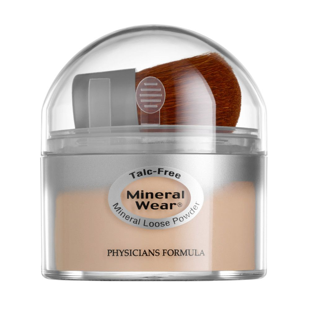 Is The Mineral Wear Loose Powder
