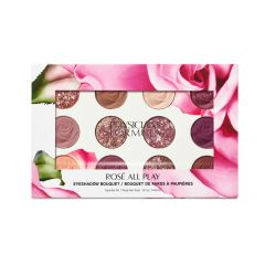 Physicians Formula | Rose All Play Eyeshadow Bouquet - Product front facing top view on a white background