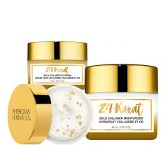 24-Karat Gold Collagen Skin Bundle