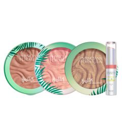 Physicians Formula | Butter Bronzer Set - Product front facing lids on, with no background