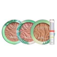 Physicians Formula | Butter Deep Bronzer Set - Product front facing lid on, with no background