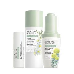 Physicians Formula | Organic Wear Skin Set - Products front facing cap fastenend, with no background
