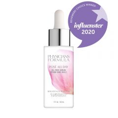 Physicians Formula | Rose All Day Oil-Free Serum, Rose - Product front facing on a white background