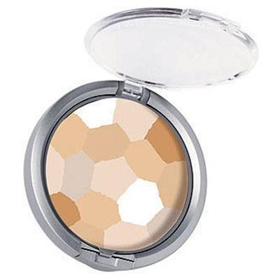 Physicians Formula | Powder Palette Multi-Colored Face Powder, Translucent - Product front facing top view with lid open on a white background