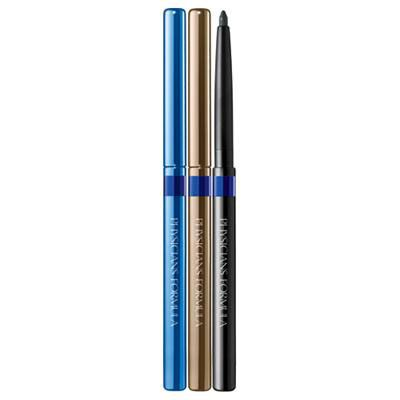 Physicians Formula | Shimmer Strips Custom Eye Enhancing Eyeliner Trio - Products grouped front facing with one cap off on a white background
