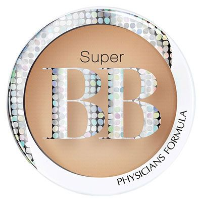 Physicians Formula   Super BB - Light/ Medium, Light/Medium  - Product front facing top view on a white background