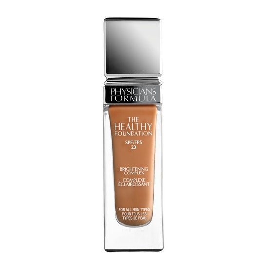 Physicians Formula | The Healthy Foundation SPF 20 - DW2, DW2-Dark Warm 2 - Product front facing on a white background