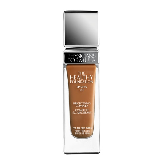 Physicians Formula | The Healthy Foundation SPF 20 - DN3, DN3-Dark Neutral 3 - Product front facing on a white background