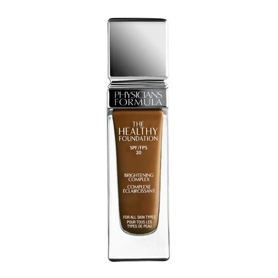 Physicians Formula | The Healthy Foundation SPF 20-DpW2, DpW2-Deep Warm 2 - Product front facing on a white background