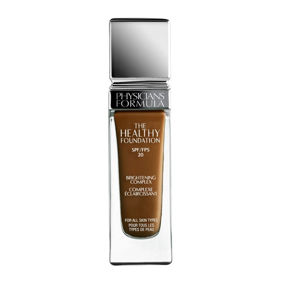 Physicians Formula | The Healthy Foundation SPF 20-DpN3, DpN3-Deep Neutral 3 - Product front facing on a white background
