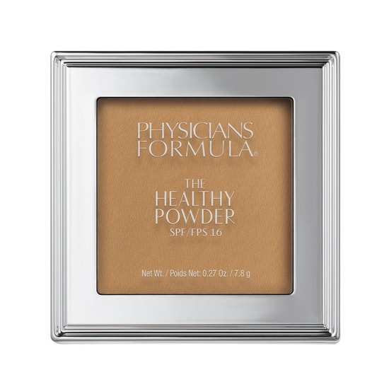 Physicians Formula | The Healthy Powder SPF 16-DW2 - Product front facing top view on a white background