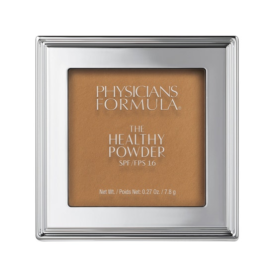 Physicians Formula | The Healthy Powder SPF 16-DN3 - Product front facing top view on a white background