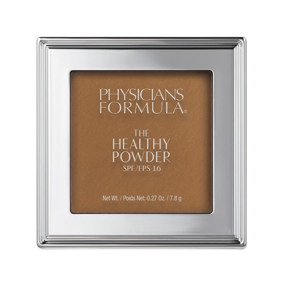 Physicians Formula | The Healthy Powder SPF 16-DN4 - Product front facing top view on a white background