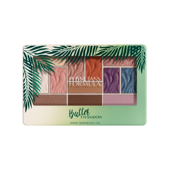 Murumuru Butter Eyeshadow Palette- Tropical Days
