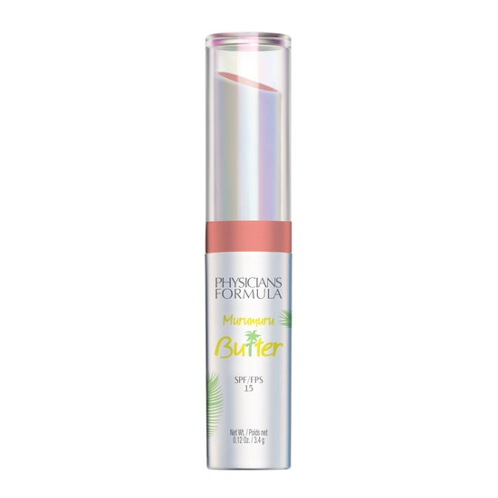 Physicians Formula | Murumuru Butter Lip Cream SPF 15- Soaking Up the Sun - Product front facing on a white background