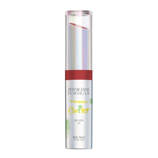 Physicians Formula | Murumuru Butter Lip Cream SPF 15- Brazilian Nut - Product front facing on a white background