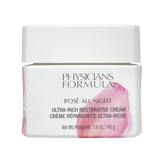 Physicians Formula | Rose All Night Ultra-Rich Restorative Cream - Product front facing on a white background