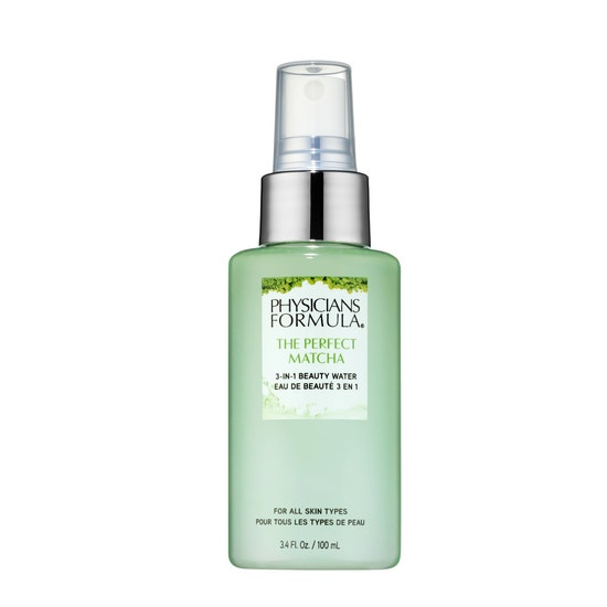 Physicians Formula | The Perfect Matcha 3-in-1 Beauty Water - Product front facing on a white background
