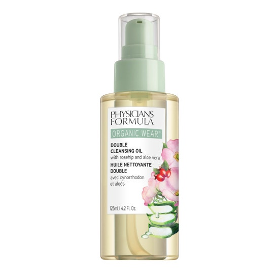 Physicians Formula | Organic Wear Double Cleansing Oil - Product front facing on a white background