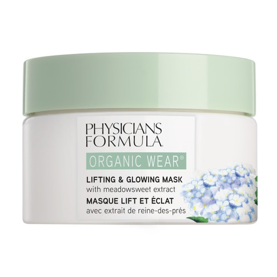 Physicians Formula | Organic Wear Lifting & Glowing Mask - Product front facing on a white background