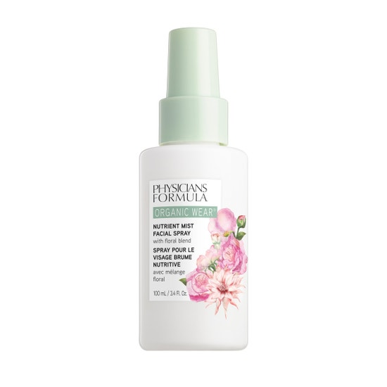 Physicians Formula | Organic Wear Nutrient Mist Facial Spray - Product front facing on a white background