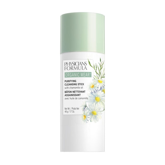 Physicians Formula | Organic Wear Purifying Cleansing Stick - Product front facing on a white background
