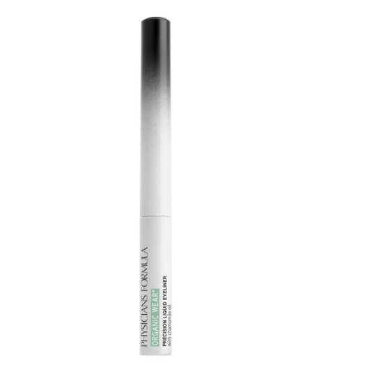 Physicians Formula | Organic Wear Precision Liquid Eyeliner - Black - Product front facing on a white background