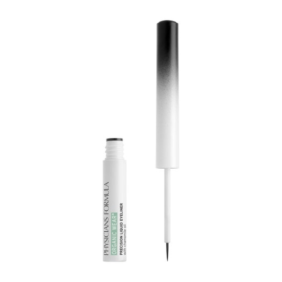 Physicians Formula | Organic Wear Precision Liquid Eyeliner - Product front facing on a white background