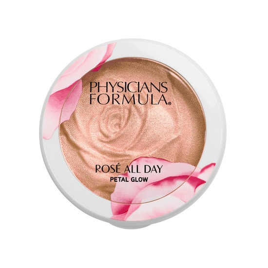 Physicians Formula | Rose All Day Petal Glow - Soft Petal - Product front facing top view on a white background
