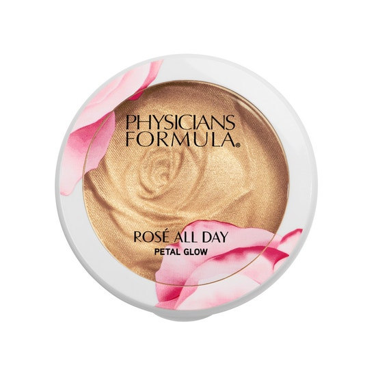 Physicians Formula | Rose All Day Petal Glow - Freshly Picked - Product front facing top view on a white background