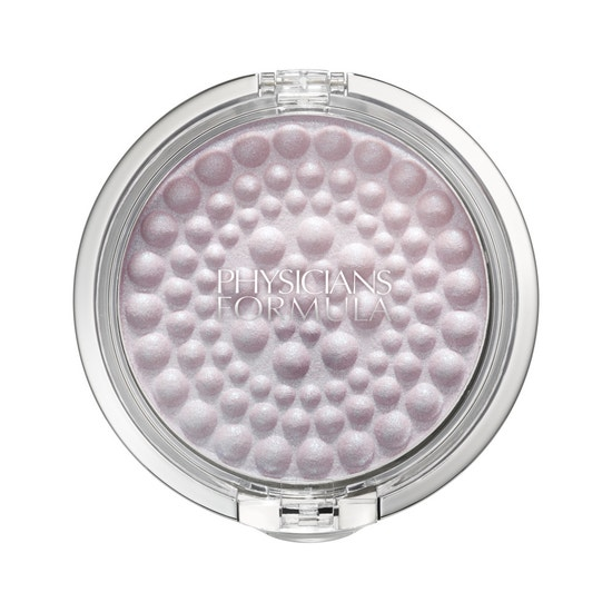 Physicians Formula | Powder Palette Mineral Glow Pearls Highlighter - Product front facing top view on a white background