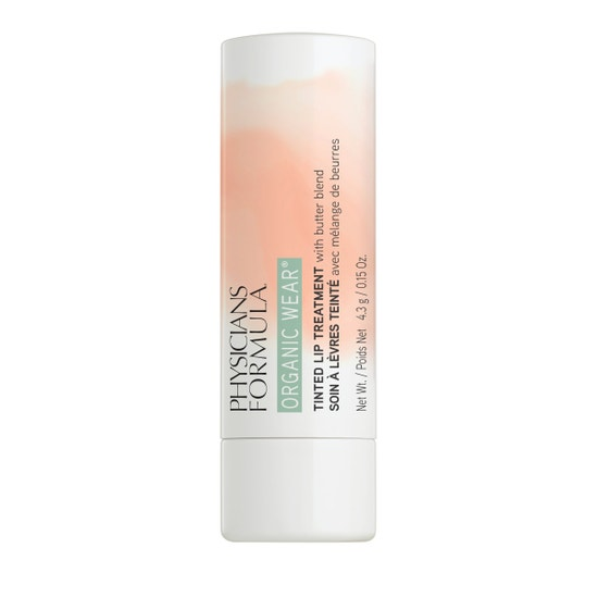 Physicians Formula | Organic Wear Tinted Lip Treatment - Tawny Nude - Product front facing on a white background