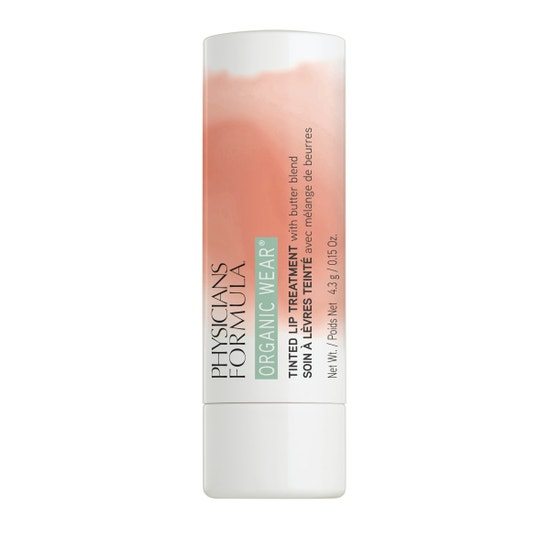 Physicians Formula | Organic Wear Tinted Lip Treatment - Gingersnap - Product front facing on a white background