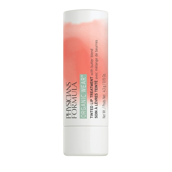 Physicians Formula | Organic Wear Tinted Lip Treatment - Love Bite - Product front facing on a white background